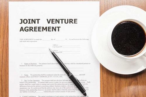 ciri ciri joint venture