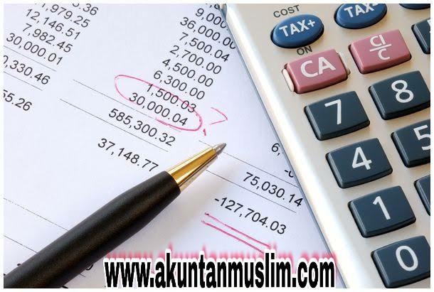 Contoh laporan keuangan perusahaan manufaktur