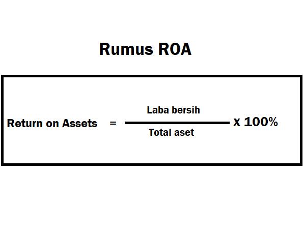 rumus menghitung ROA menurut para ahli