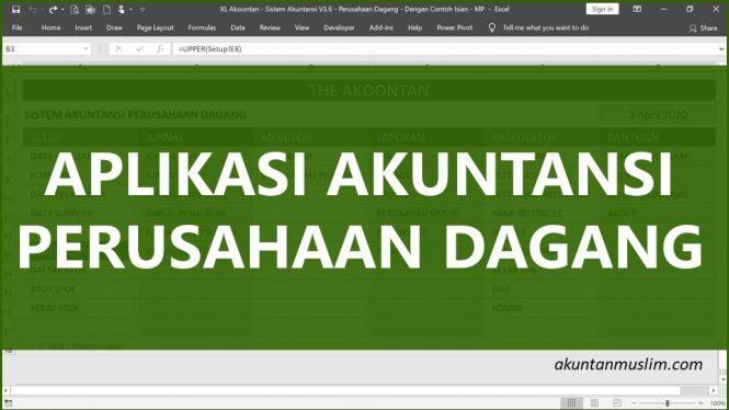 Aplikasi Akuntansi Perusahaan Dagang